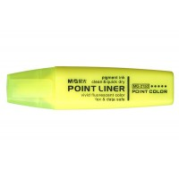M & G Point Liner Yellow 1 Piece